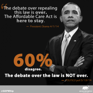 The Obamacare Debate Is Not Over