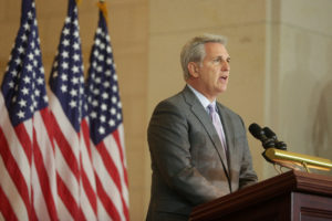 Leader McCarthy on Congress' Action to Counter Foreign Aggression