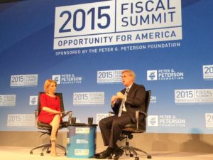 Leader McCarthy Speaks at the Peter G. Peterson Foundation on the Economy and America's Fiscal Future