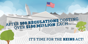 House Passes Regulatory Reform to Hold Government Accountable to the People