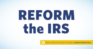The House Calls on Loretta Lynch to Investigate the IRS