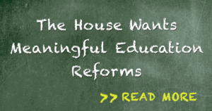 McCarthy in National Review: The House Wants Meaningful Education Reforms