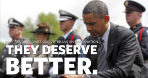 President Obama Owes Our Veterans an Explanation