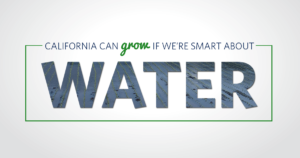 McCarthy in USA TODAY: California can grow greater still if we're smart about water