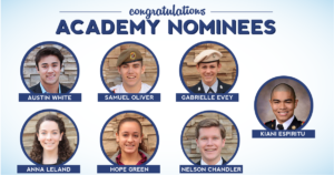McCarthy Announces Nominations of Local Students to Military Academies