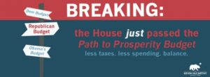 Whip McCarthy Statement on House Passage of the Path to Prosperity Budget