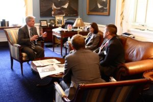 Leader McCarthy Applauds Senate Passage of Clay Hunt SAV Act