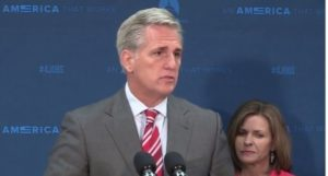 Whip McCarthy Touts Jobs & Opportunity Agenda