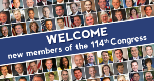 Meet the New Members of the 114th Congress