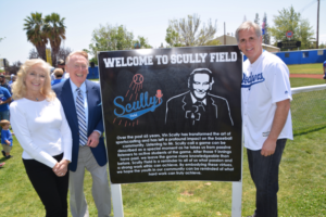 A Saturday with Vin Scully