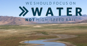 We Should Focus on Water, Not High-Speed Rail