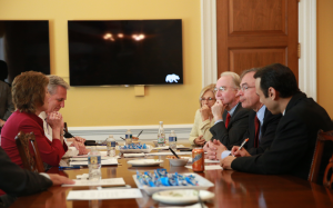 House Values Leaders Meet with Secretary Price on Conscience Protections