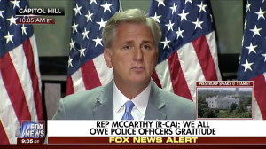 McCarthy Discusses Police Week and Modernization of Government