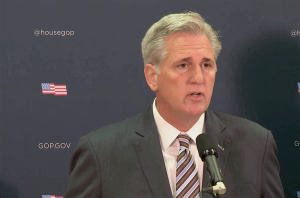 McCarthy Speaks on the California Wildfires