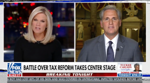 McCarthy Talks Tax Reform with Martha MacCallum