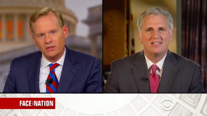 Leader McCarthy on Face the Nation: Tax Plan Will Make America Competitive Again