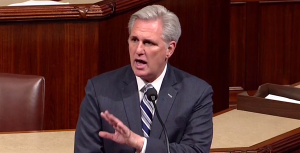 McCarthy to House Democrats: Don't Play Politics with Disaster Relief