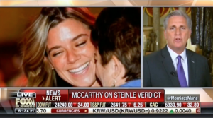 Leader McCarthy Talks Tax Cuts, Kate Steinle Verdict