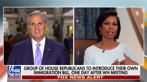 Leader McCarthy Talks Immigration on Fox News