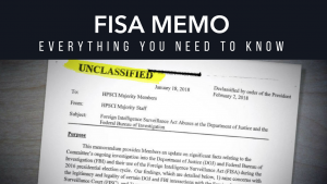 FISA Memo: Everything You Need To Know