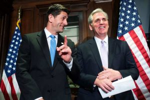 Kevin McCarthy Statement on Paul Ryan's Legacy and Leadership