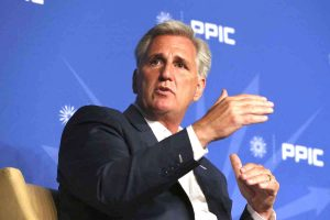 Leader McCarthy Q&A at PPIC