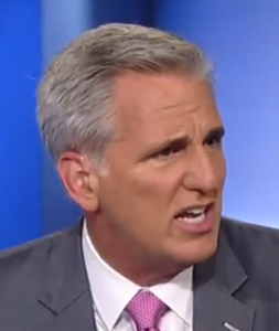 McCarthy Rips 'Senior Official' Behind Anonymous New York Times Op-Ed