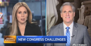 Leader McCarthy Joins Squawk Box to Discuss the Need for a Productive Congressional Agenda