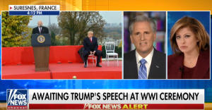 Leader McCarthy Joins Fox News to Discuss the GOP Agenda