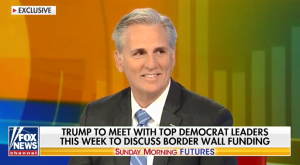 Leader McCarthy Joins Fox News to Discuss Google and the GOP's Agenda
