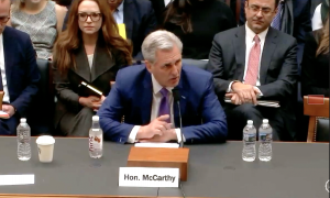 Leader McCarthy Remarks at Google Hearing