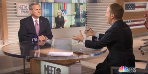 Leader McCarthy Discusses the Government Reopening on NBC's 'Meet the Press'