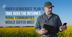 Democrats' Plan To Take Over the Internet