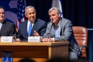 Leader McCarthy Meets with Prime Minister Netanyahu in Jerusalem