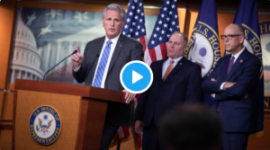 Leader McCarthy Addresses the Democrats' Socialist Prescription Drug Plan