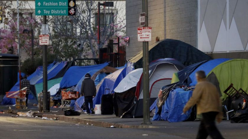 As Democrats Move to Impeach, They Neglect Our Homeless